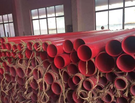 限产导致涂塑钢管库存出现下降