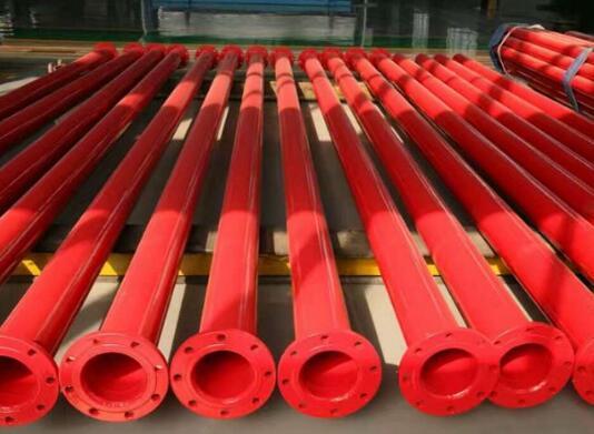 涂塑钢管行业景气度明显回升